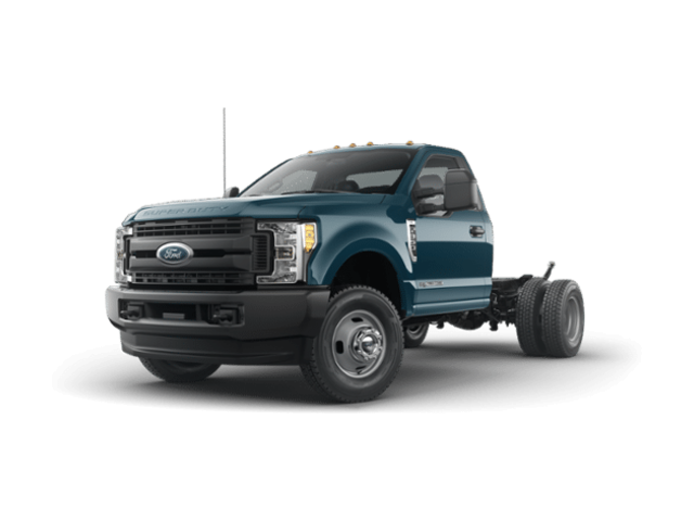 2019 Ford F-350 Chassis XL Cab and Chassis For Sale Near Manchester, NH